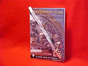 DEPRESSION GLASS- COLLECTIONS & REFLECTIONS: Yeske, Doris