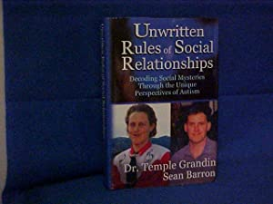 The Unwritten Rules of Social Relationships: Barron, Sean