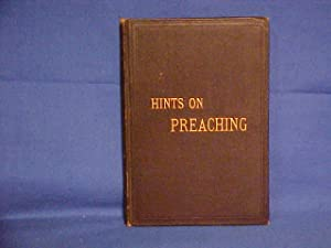 Hints on Preaching: A Cloud of Witnesses