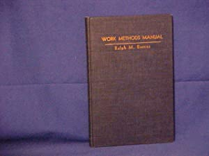 Work Methods Manual