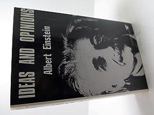 Ideas and Opinions: Albert Einstein, Carl