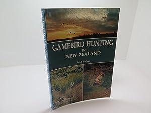 Gamebird hunting in New Zealand: Parkes, Brad