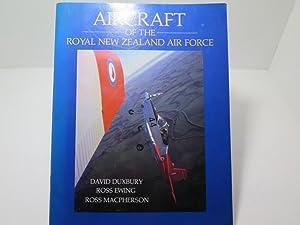 Aircraft of the Royal New Zealand Air: Duxbury, David; Swing,