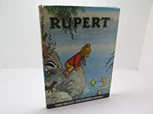 Rupert Annual 1969: The Daily Express Annual: Beaverbrook Newspapers Ltd