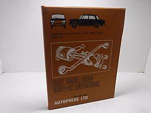 Fiat 1300, 1500 1961-67 Autobook: KENNETH BALL