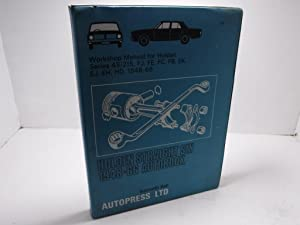 Holden Straight Six 1948-66 Autobook, Workshop Manual: Ball, Kenneth