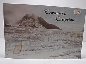 Tarawera Eruption The Volcanic Outburst of June: Keam, R F