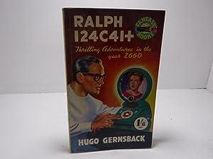 Ralph 124C41+ : Cherry Tree Book 406: Gernsback Hugo