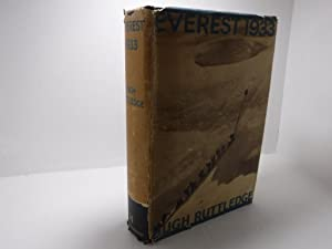 Everest 1933: Ruttledge, Hugh