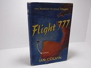 Flight 777: The Mystery of Leslie Howard: Colvin, Ian