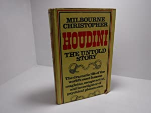 Houdini: The Untold Story: Milbourne Christopher