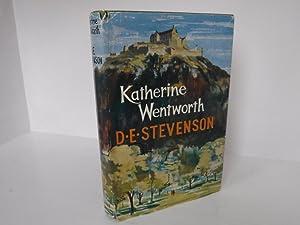 KATHERINE WENTWORTH: STEVENSON, D E