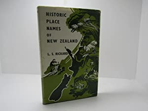 Historic place names of New Zealand: Rickard, L S