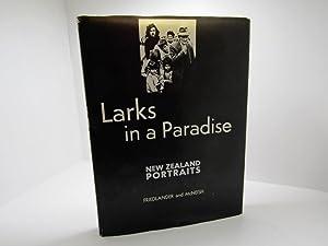 Larks in a Paradise: New Zealand Portraits: Friedlander, Marti (Photography),