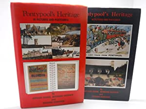 Pontypool's heritage in pictures and postcards Volumes 1 & 2.