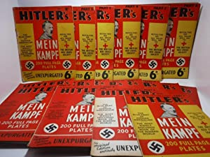 Mein Kampf: Complete in 18 Weekly Parts.: Hitler, Adolf (
