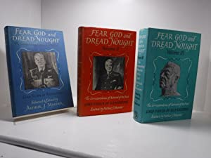 Fear God and Dread Nought : The: Marder, Arthur J