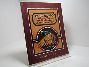Burt Munro Indian Legend of Speed: George Begg