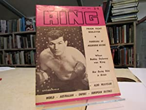 Australian Ring Vol 6 No 4 July 1962