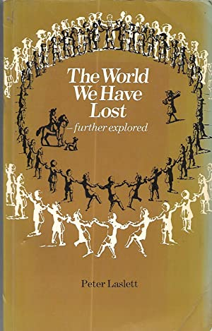 The World We Have Lost - Further: Peter Laslett