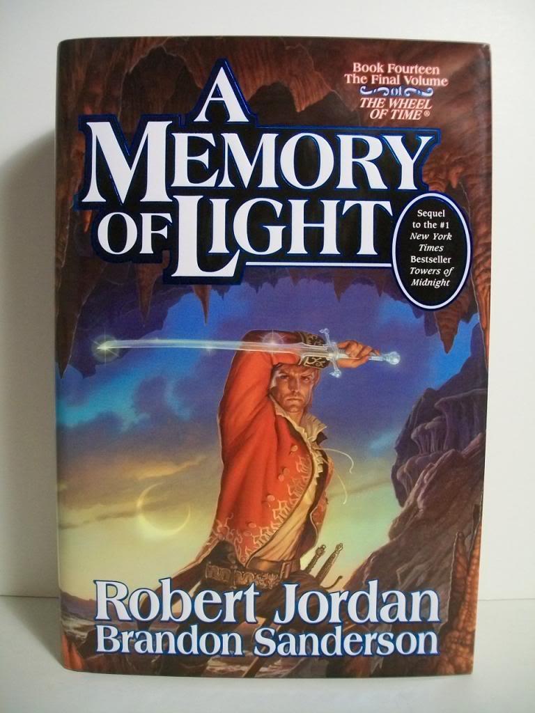 A Memory of Light (Wheel of Time, Book 14): Jordan, Robert; Sanderson, Brandon