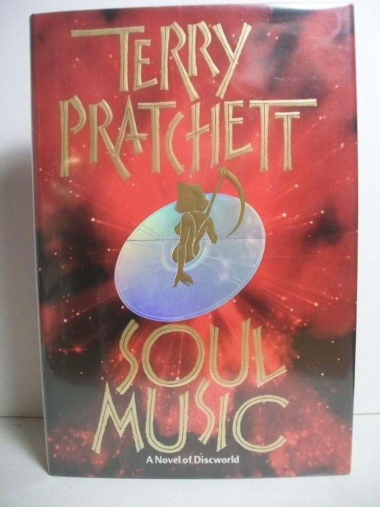 soul discworld novel pratchett terry prism harper bookseller