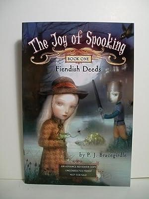 THE JOY OF SPOOKING: Bracegirdle, P. J.