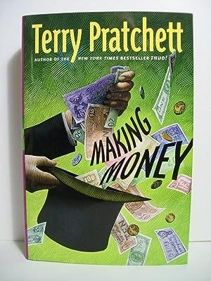 Making Money (Discworld): Pratchett, Terry