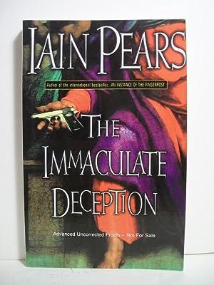 The Immaculate Deception: Pears, Iain