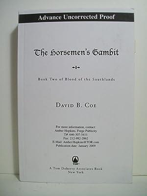 HORSEMEN'S GAMBIT: Coe, David B.
