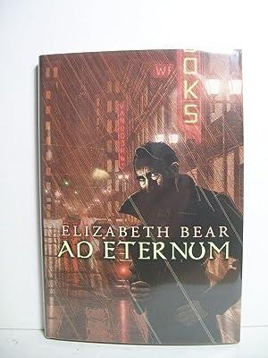 ad eternum: Bear, Elizabeth