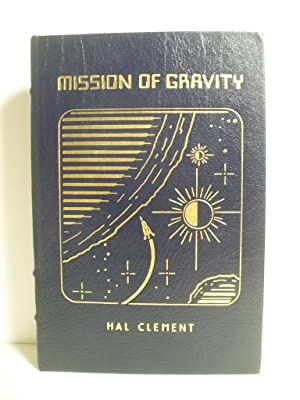 Hal Clement MISSION OF GRAVITY Signed Easton: Clement, Hal