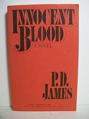 James, P. D. INNOCENT BLOOD Signed US SC ARC NF: James, P. D.