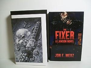 Merz, Jon F. THE FIXER Signed LTD: Merz, Jon F.