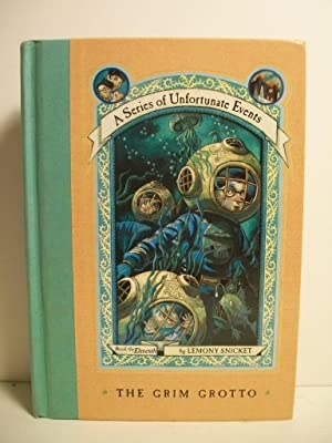 The Grim Grotto (A Series of Unfortunate Events, Book 11): Snicket, Lemony