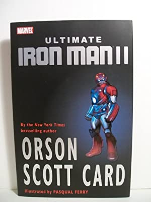 ULTIMATE IRON MAN II: Card, Orson
