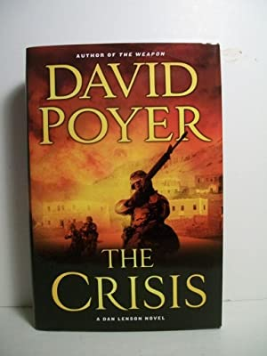 Poyer, David THE CRISIS Signed US HCDJ 1st/1st NF: Poyer, David