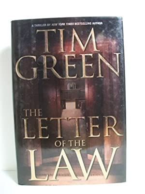 The Letter of the Law: Green, Tim
