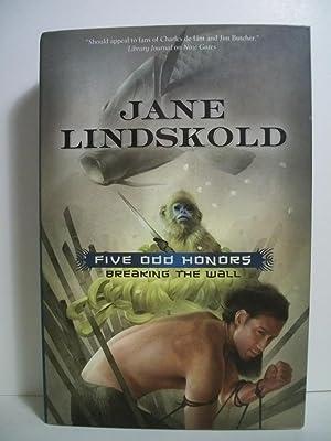 FIVE ODD HONORS: Jane, Lindskold