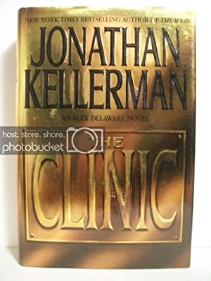 The Clinic: Kellerman, Jonathan