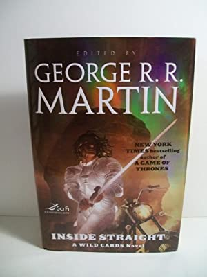 Martin, George INSIDE STRAIGHT Signed US HCDJ 1st/1st NF: Martin, George