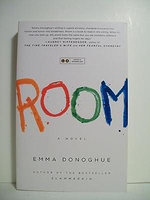 Donoghue, Emma ROOM Signed US SC ARC: Donoghue, Emma