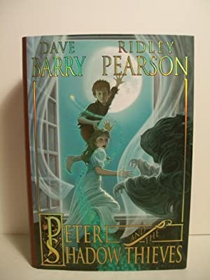 Pearson, Ridley PETER AND THE SHADOW THIEVES US HCDJ 1st/1st NF: Pearson, Ridley