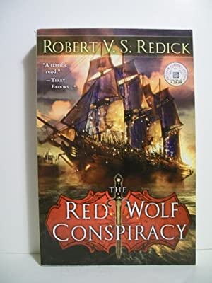 Redick, Robert RED WOLF CONSPIRACY Signed US SC ARC NF: Redick, Robert