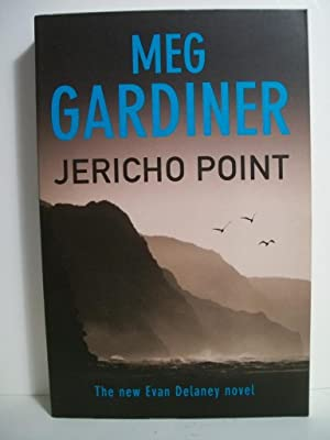 Gardiner, Meg JERICHO POINT Signed UK SC 1st/1st NF: Gardiner, Meg