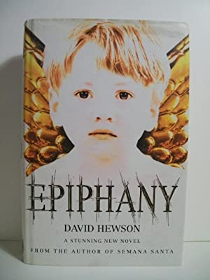Hewson, David EPIPHANY Signed UK HCDJ 1st/1st NF: Hewson, David