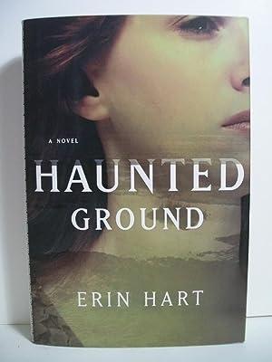 Hart, Erin HAUNTED GROUND Signed US HCDJ 1st/1st NF: Hart, Erin