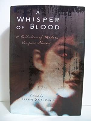 A Whisper of Blood: 18 Stories of: Carroll, Jonathan; Charnas,