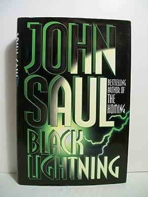 Black Lightning: Saul, John