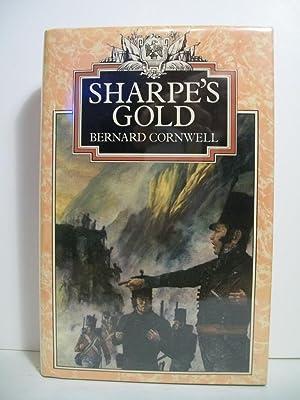 Sharpe's Gold (Richard Sharpe's Adventure Series #9): CORNWELL, Bernard